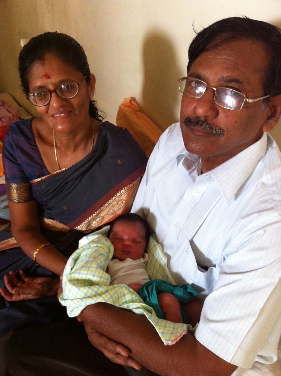 Vijay Thatha & Sathi Paatti